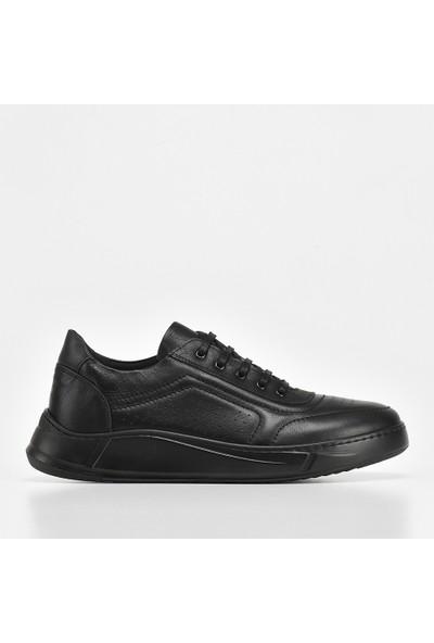 Hotiç 02AYH198260A100 Siyah Erkek Ayakkabı