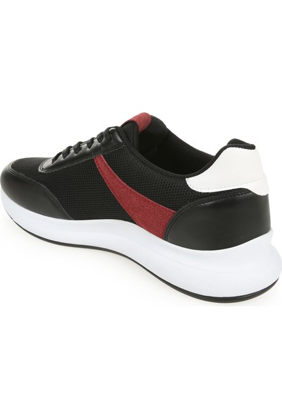 Hotiç Sport 02AYH219350A100 Siyah Erkek Ayakkabı