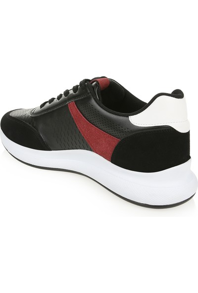 Hotiç Sport 02AYH219360A100 Siyah Erkek Ayakkabı