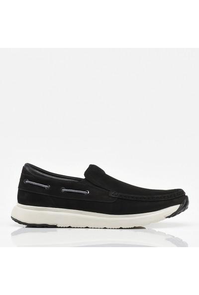 Hotiç 02AYH207050A100 Siyah Erkek Ayakkabı