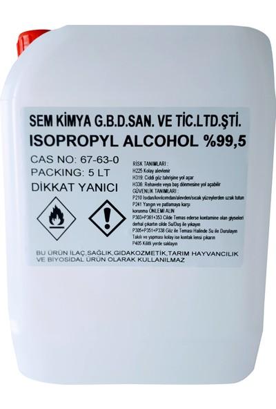 Semkimya Izopropil Alkol (Ipa ) %99,9 5 lt
