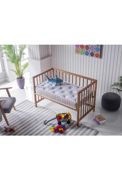 Bera Yatak Aloe Vera Süngerli Bebek Yatağı