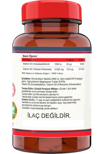 Nevfix Vitamin D3 K2 120 Tablet