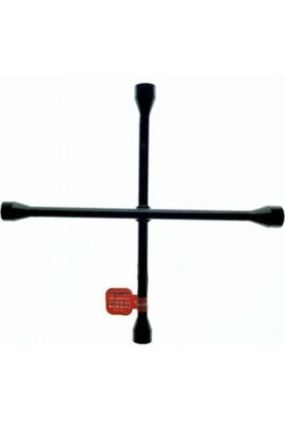 Bhd 4 Kollu Bijon Anahtarı 4 Lü Bijon Kolu Siyah