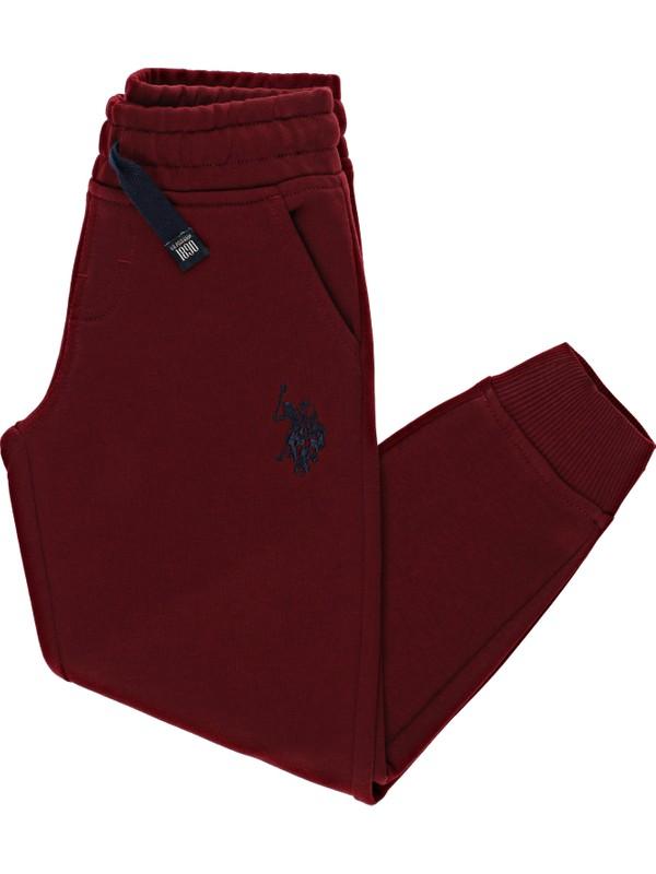U.S. Polo Assn. Kırmızı Örme Pantolon 50245059-VR030