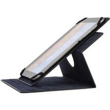 Noktaks Hp Pro Tablet 408 G1 8.0 Inç Uyumlu Kılıf 360 Dönebilen Standlı Tablet Kılıfı