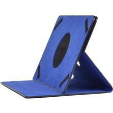 """Noktaks Mobee Nett 7"""" S900S 7.0 Inç Uyumlu Kılıf 360 Dönebilen Standlı Tablet Kılıfı"""