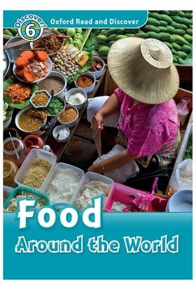 Oxford Discover! 6- Food Around The World (+Audio Cd)