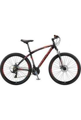 Ümit Bisiklet 2761 Camaro M-2d Erkek Dağ Bisikleti 408H Md 27.5 Jant 21 Vites Siyah Kırmızı