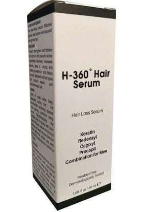 Hair 360 H-360 Hair Serum Erkek 50 ml