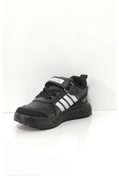 Carby Çocuk Cilt Spor Ayakkabı Patik Carby 1001