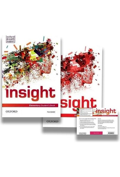 Insight Elementary (Student's Book+Workbook+Access Code) - Kate Haywood