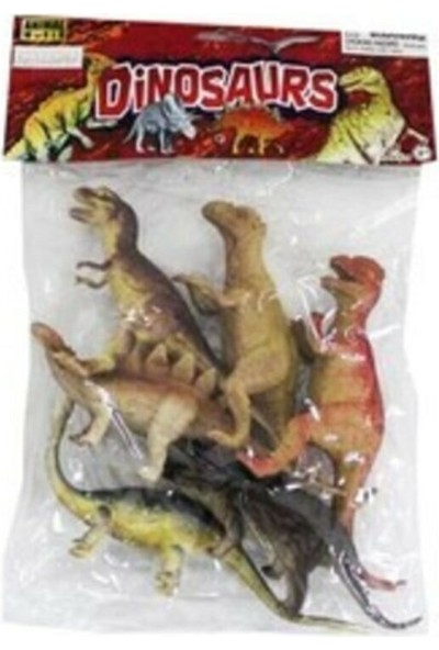 Dinosaurs Dinazorlar Dünyası 8'li