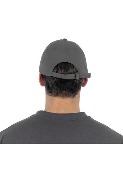 Şensel Şensel, Spor Şapka, Gri-Siyah (110E382) Günlük Şapka, Outdoor