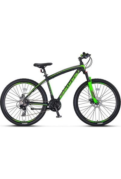 Ümit Bisiklet 2761 Camaro M-2d Erkek Dağ Bisikleti 459H Md 27.5 Jant 21 Vites Siyah Yeşil