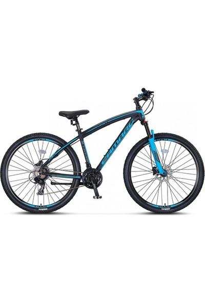 Ümit Bisiklet 2761 Camaro M-2d Erkek Dağ Bisikleti 510H Md 27.5 Jant 21 Vites Siyah Mavi
