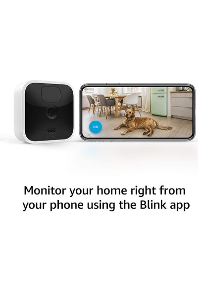 Blink Indoor - Hd Güvenlik Kamerası - 2 Kamera Kiti