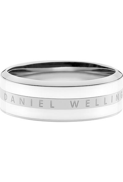 Daniel Wellington Classic Ring Satin White S 48 Yüzük