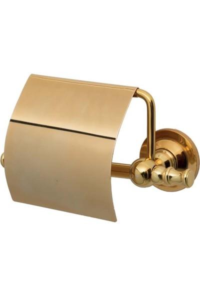 Ayrohe Prestij Serisi Altın Tuvalet Kağıtlığı