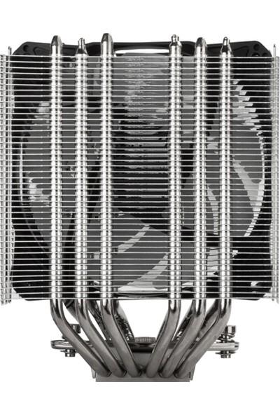 Silverstone Hydrogon D120 ARGB 6 Isı Borulu İşlemci Soğutucu (SST-HYD120-ARGB)
