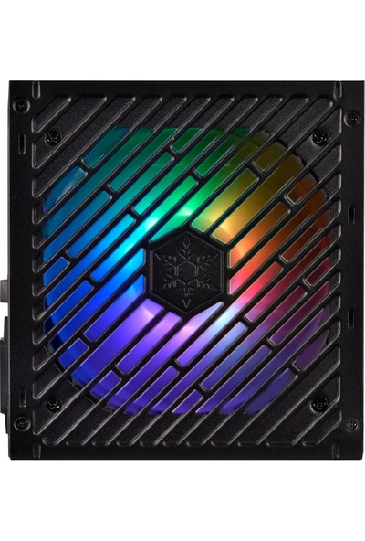 Silverstone ET500-ARGB 500W 80+ Br. Güç Kaynağı (SST-ET500-ARGB)