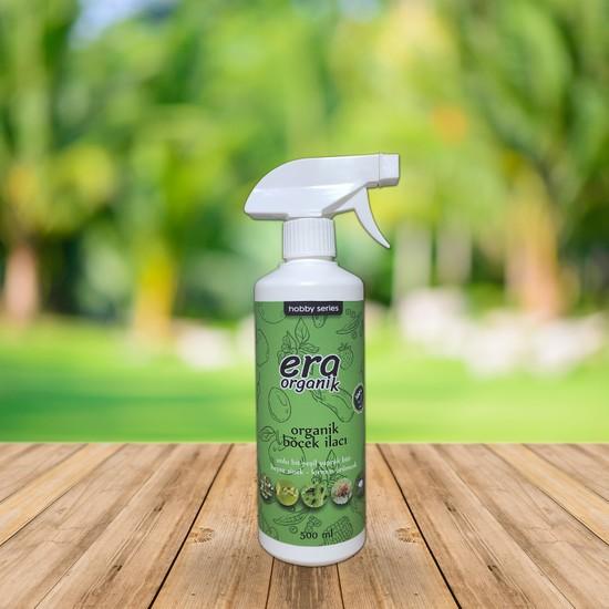 Era Eraorganik - Organik Bitki Sinek, Yaprak Biti, Kırmızı Örümcek, Böcek Ilacı 500 Ml.