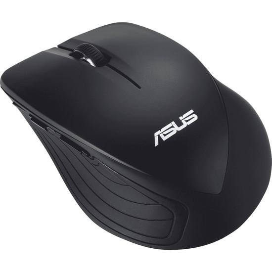 Asus WT465 Kablosuz Siyah Optik Mouse