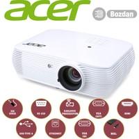 Acer P5230 XGA 1024x768 4200 Lümen 20.000:1 HDMI+USB/VGA DLP Projeksiyon Cihazı MR.JPH11.001