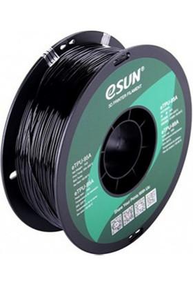 Esun Tpu 95A Flexible Siyah 3D Printer Filament 1.75MM 1kg