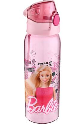 Cosiness Barbie Kilitli Kapak Matara Suluk 650 ml