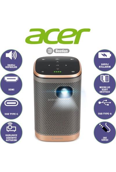 Acer Aopen AH15 150 Lm + 700 Lm (Led) Hd (1280 x 720) HDMI + USB Projeksiyon Cihazı MR.JT611.001
