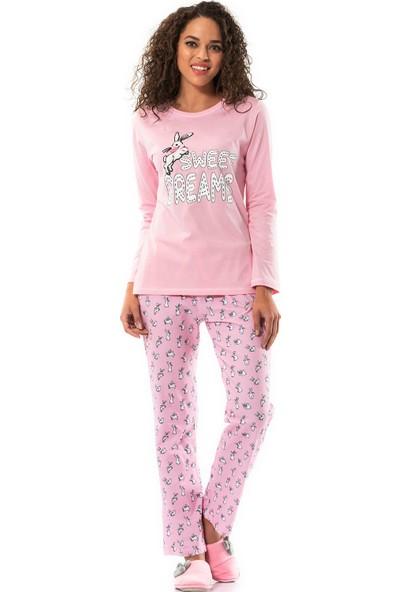 Erdem Baskılı Pijama Takımı