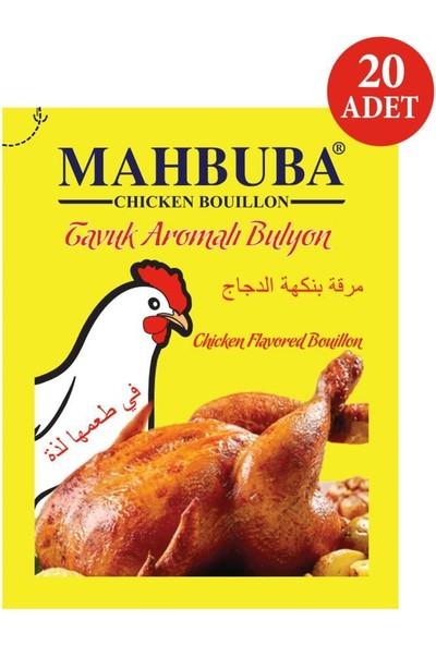 Mahbuba Tavuk Bulyon Lezzet Garantili 20x10gr