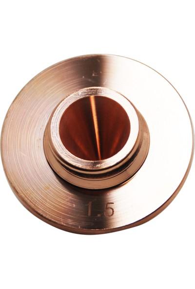 SRF Ktx Conic Nozzle 1.5 (Precitec Uyumlu) - 10 Adet