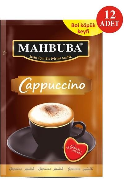 Mahbuba Bol Köpüklü Klasik Cappuccino Kahve 12x12gr