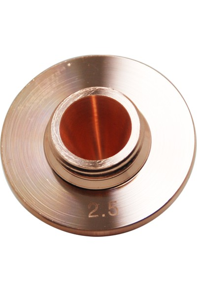 SRF Ktx Conic Nozzle 2.5 (Precitec Uyumlu) - 10 Adet