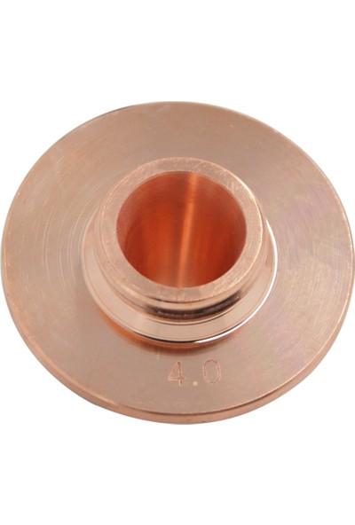 KTX Conic Nozzle 4.0 (Precitec, Durmazlar, Ermaksan Uyumlu) - 10 Adet
