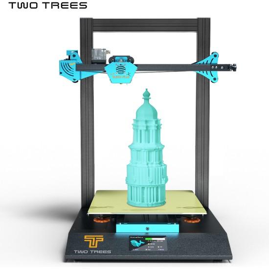 Two Trees Bluer Plus 3D Yazıcı% 90 Önceden Montajlı (Yurt Dışından)
