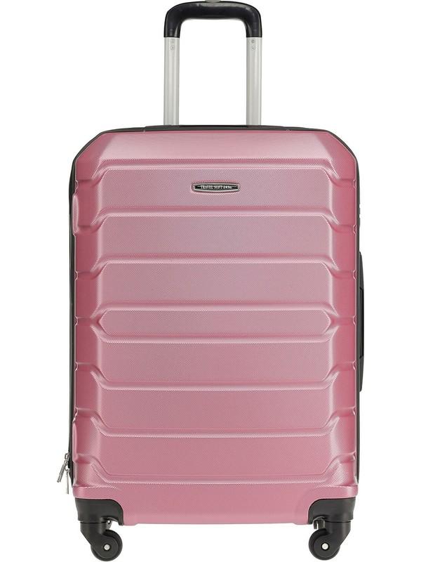 Travel Soft Fıjı -B 1 Pr Pudra Kadın Büyük Valiz