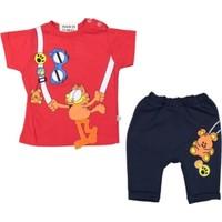 Güneş Bebe Garfield Takım
