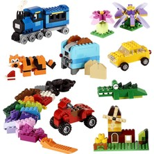 LEGO® Classic 484 Parçalık Orta Boy Yaratıcı Yapım Kutusu (10696) - Çocuk Oyuncak Yapım Seti