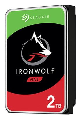 """Seagate Ironwolf Nas 2tb 3.5"""" Sata Hard Drive Sabit Disk ST2000VN004"""