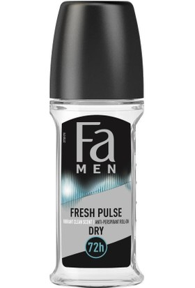 Fa Men Roll-On Fresh Pulse Tr 50ML