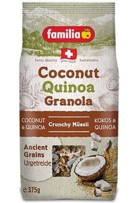 Familia Coconut Quinoa Granola&gevrek 375 gr