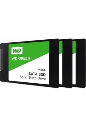 Wd Green SSD 120G 240G 480G 960G Sata 2.5 İnç Dahili SSD (Yurt Dışından)