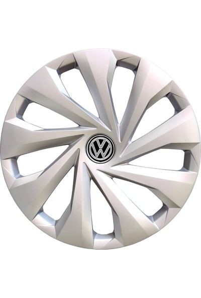 Serkan Auto Kırılmaz Volkswagen Caddy 15'' Inç Uyumlu Jant Kapağı 4 Adet 1 Takım 2002