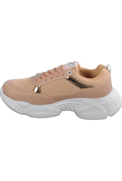 Jagulep Pudra Kadın Spor Ayakkabı