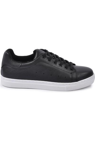 Park Fancy Siyah-Beyaz Kadın Spor Ayakkabı