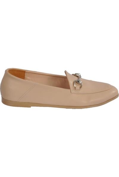 Park Fancy Bej Kadın Günlük Ayakkabı