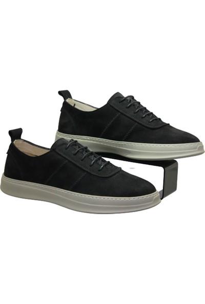 James Franco 5032 Erkek Tarz Günlük Ayakkabı Siyah